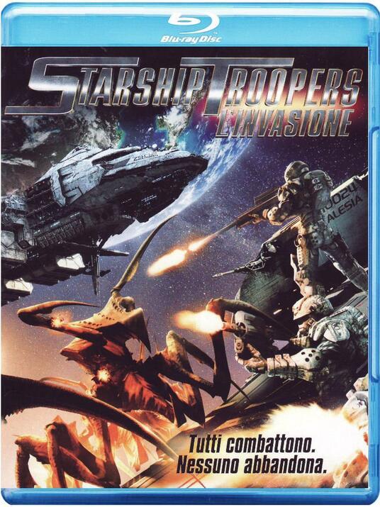 Starship Troopers. L'invasione di Shinji Aramaki - Blu-ray