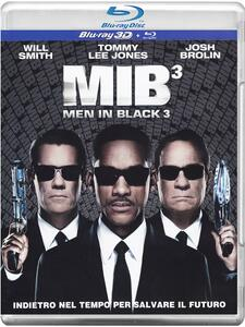Men In Black 3. MIB (2 Blu-ray) di Barry Sonnenfeld