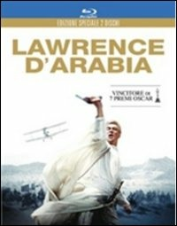 Cover Dvd Lawrence d'Arabia (Blu-ray)