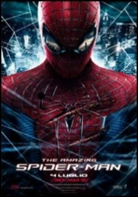 Cover Dvd Amazing Spider-Man (Blu-ray)
