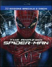 Cover Dvd Amazing Spider-Man 3D (Blu-ray)