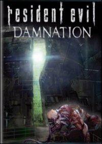 Cover Dvd Resident Evil. Damnation (DVD)