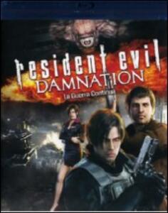 Film Resident Evil. Damnation Makoto Kamiya