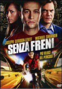 Cover Dvd Senza freni (DVD)