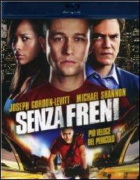 Cover Dvd Senza freni (Blu-ray)