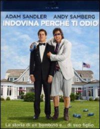 Cover Dvd Indovina perché ti odio (Blu-ray)