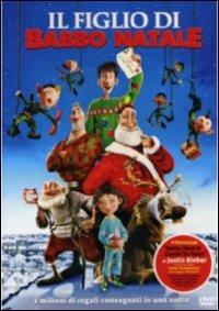 Cover Dvd figlio di Babbo Natale (DVD)