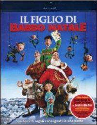 Cover Dvd figlio di Babbo Natale (Blu-ray)