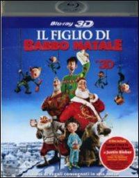 Cover Dvd figlio di Babbo Natale 3D (Blu-ray)