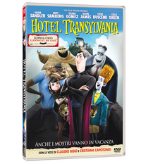 Cover Dvd Hotel Transylvania (DVD)