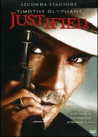 Cover Dvd Justified. Stagione 2 (DVD)