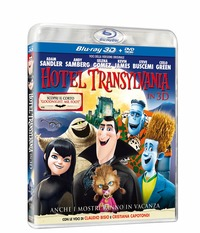 Cover Dvd Hotel Transylvania (Blu-ray)
