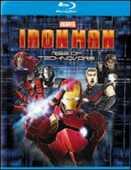 Film Iron Man: Rise of Technovore Hiroshi Hamazaki