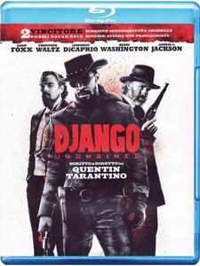 Django Unchained di Quentin Tarantino - Blu-ray