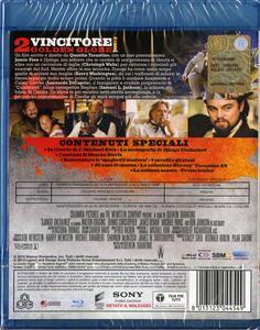 Django Unchained di Quentin Tarantino - Blu-ray - 2