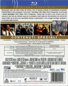Philadelphia di Jonathan Demme - Blu-ray - 2