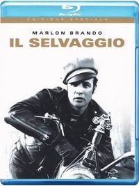 Cover Dvd selvaggio (Blu-ray)