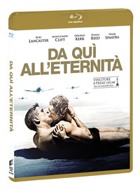 Cover Dvd Da qui all'eternità (Blu-ray)