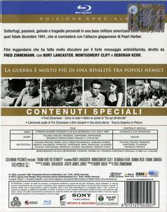 Da qui all'eternità di Fred Zinnemann - Blu-ray - 2