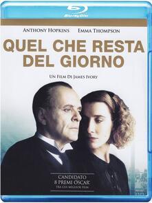 Quel che resta del giorno (Blu-ray) di James Ivory - Blu-ray