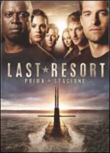 Last Resort. Stagione 1 (3 DVD) di Michael Offer,Martin Campbell,Steven DePaul - DVD