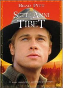 Sette anni in Tibet di Jean-Jacques Annaud - DVD