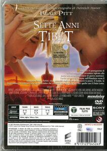 Sette anni in Tibet di Jean-Jacques Annaud - DVD - 2