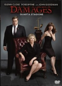 Cover Dvd Damages. Stagione 4 (DVD)