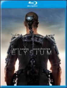 Elysium di Neill Blomkamp - Blu-ray