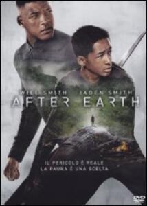 After Earth di Manoj Night Shyamalan - DVD