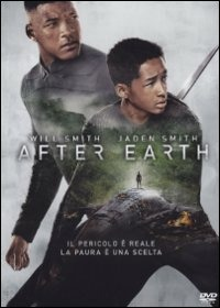Cover Dvd After Earth (DVD)