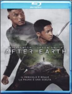 After Earth di Manoj Night Shyamalan - Blu-ray