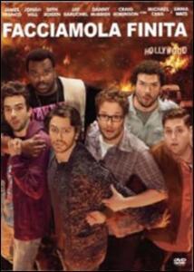 Facciamola finita di Evan Goldberg,Seth Rogen - DVD