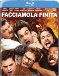 Cover Dvd Facciamola finita (Blu-ray)