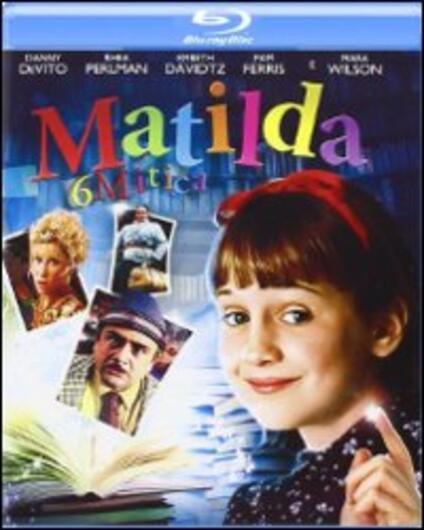 Matilda 6 mitica di Danny De Vito - Blu-ray