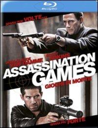 Cover Dvd Assassination Games. Giochi di morte (Blu-ray)