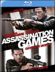 Assassination Games. Giochi di morte di Ernie Barbarash - Blu-ray