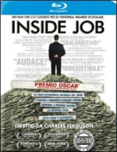 Inside Job di Charles Ferguson - Blu-ray