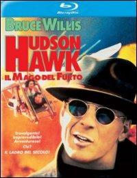 Cover Dvd Hudson Hawk. Il mago del furto (Blu-ray)