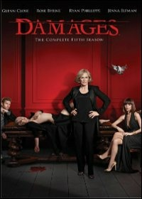 Cover Dvd Damages. Stagione 5 (DVD)