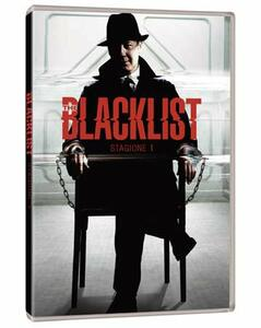 The Blacklist. Stagione 1 (5 DVD) - DVD