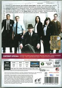 The Blacklist. Stagione 1 (5 DVD) - DVD - 2