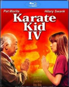 Karate Kid 4 di Christopher Cain - Blu-ray