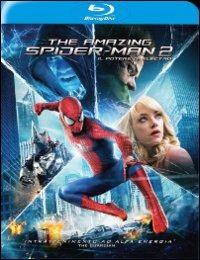 Cover Dvd Amazing Spider-Man 2. Il potere di Electro (Blu-ray)