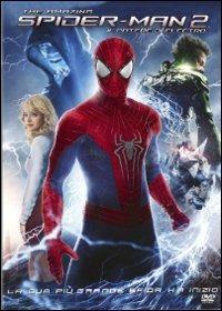 Cover Dvd Amazing Spider-Man 2. Il potere di Electro (DVD)