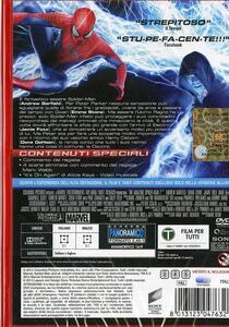 The Amazing Spider-Man 2. Il potere di Electro di Marc Webb - DVD - 2