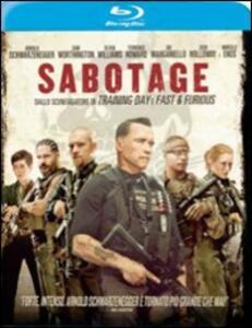 Sabotage di David Ayer - Blu-ray