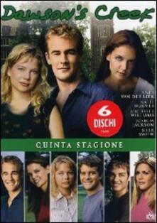 Dawson's Creek. Stagione 5 (6 DVD) di Lou Antonio,Allan Arkush,John Behring - DVD