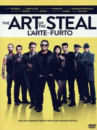 Dvd The Art of the Steal (2012)