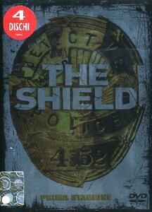 The Shield. Stagione 1 (4 DVD) - DVD